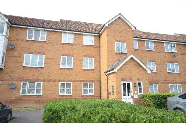 2 Bedrooms Apartment Flat for sale in Aspen Grove, Aldershot, Hampshire