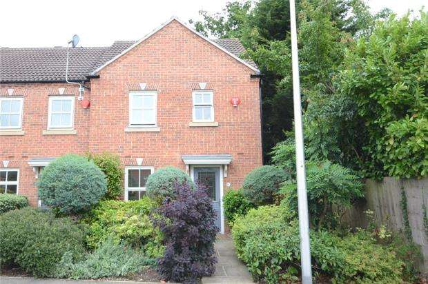 3 Bedrooms End Of Terrace House for sale in Rosebay, Wokingham, Berkshire