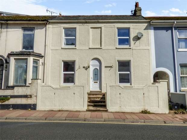 2 Bedrooms Terraced House for sale in New Road, Brixham, Devon