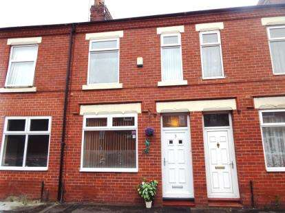 2 Bedrooms Terraced House for sale in Milnthorpe Street, Salford, Greater Manchester