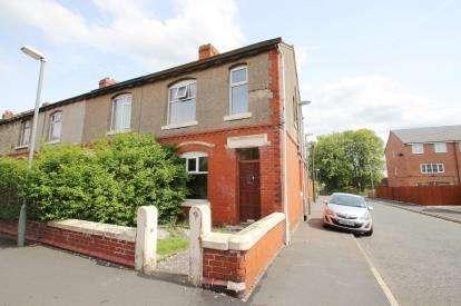 3 Bedrooms End Of Terrace House for sale in Seven Trees Avenue, Blackburn, Lancashire