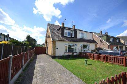 2 Bedrooms Semi Detached House for sale in Southminster, Essex