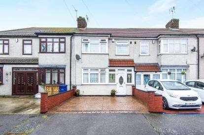 3 Bedrooms Terraced House for sale in South Hornchurch