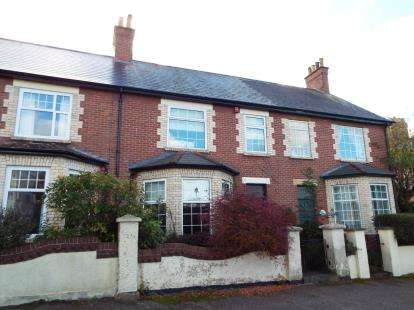 4 Bedrooms Terraced House for sale in Honiton, Devon