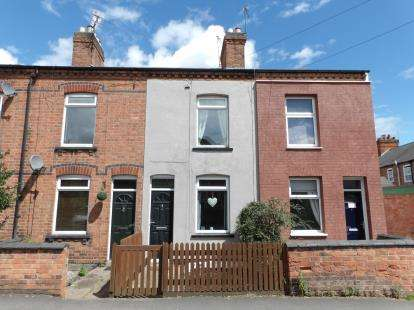 2 Bedrooms Terraced House for sale in Swan Street, Sileby, Loughborough, Leicestershire
