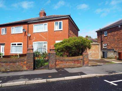 3 Bedrooms Semi Detached House for sale in Crown Street, Farington, Leyland, PR25