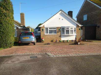 2 Bedrooms Bungalow for sale in Horton Drive, Middleton Cheney, Banbury, Northamptonshire