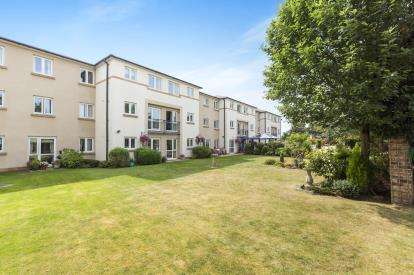 1 Bedroom Retirement Property for sale in Lefroy Court, Talbot Road, Cheltenham, Gloucestershire