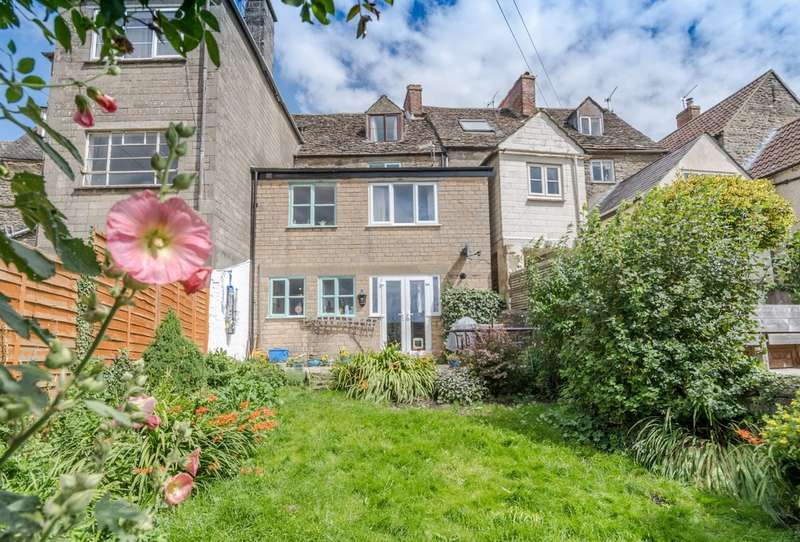 3 Bedrooms Terraced House for sale in Abbey Row, Malmesbury