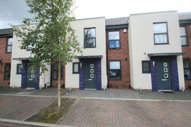 3 Bedrooms Terraced House for sale in Roebuck Gardens, Roebuck Lane, Sale