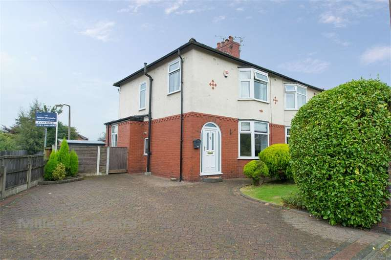 3 Bedrooms Semi Detached House for sale in Foulds Avenue, Bury, BL8