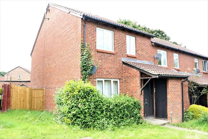1 Bedroom Maisonette Flat for sale in Hogarth Close, Basingstoke, RG21