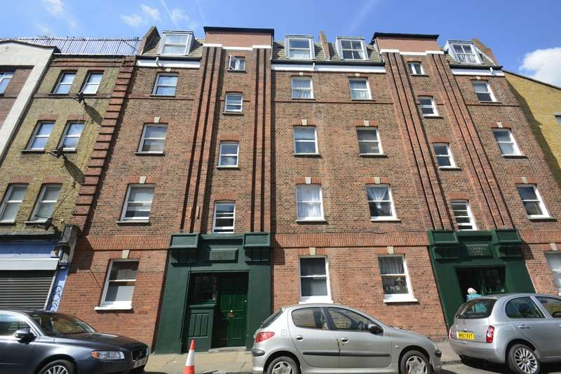 1 Bedroom Flat for sale in Cavell Street, London, London, E1