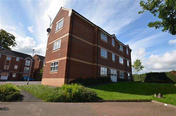 2 Bedrooms Apartment Flat for sale in The Mill, Off Enderley Street, Newcastle-under-Lyme