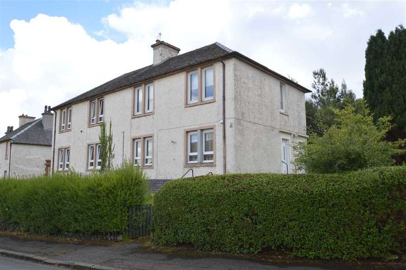 1 Bedroom Apartment Flat for sale in Letterickhills Crescent, Cambuslang