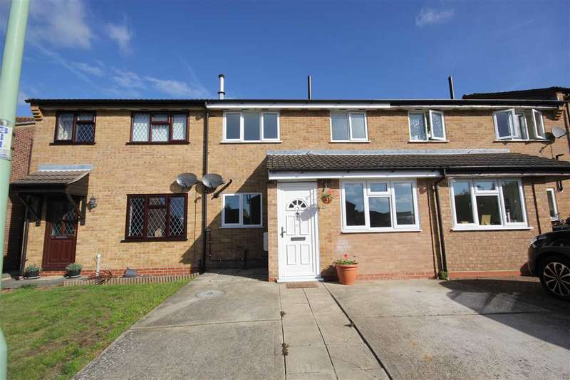 3 Bedrooms Terraced House for sale in Lionel Hurst Close, Great Cornard