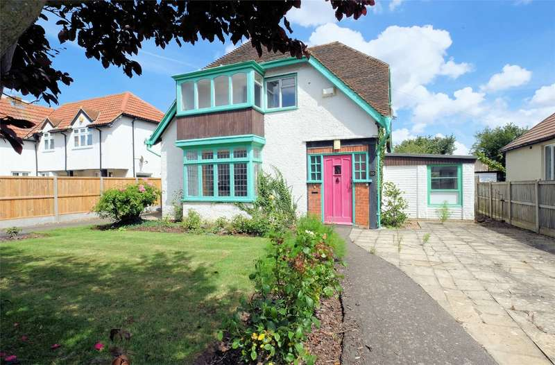 3 Bedrooms Detached House for sale in St Annes Road, Tankerton, WHITSTABLE, Kent