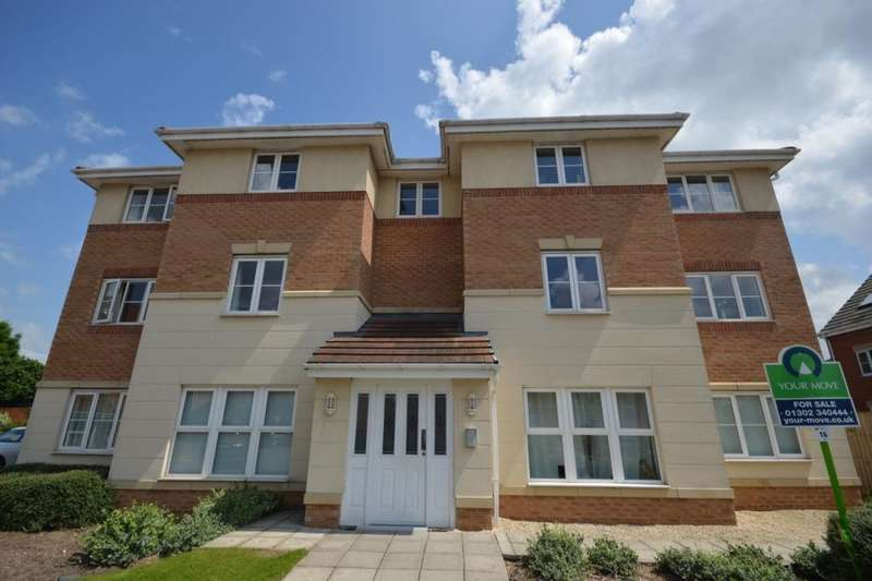 2 Bedrooms Flat for sale in The Potteries, New Rossington, Doncaster, DN11