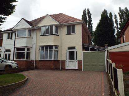 3 Bedrooms Semi Detached House for sale in Court Lane, Birmingham, West Midlands