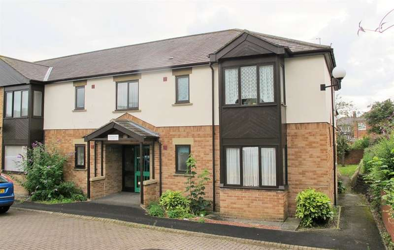 2 Bedrooms Ground Flat for sale in Thornberry Court, Linthorpe, Middlesbrough, TS5 5DP