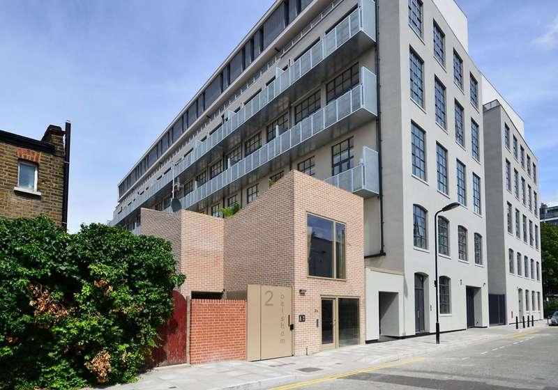 2 Bedrooms Maisonette Flat for sale in Belsham Street, Hackney, E9
