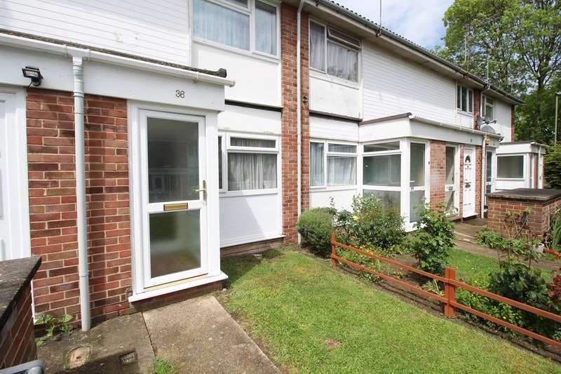 1 Bedroom Maisonette Flat for sale in Rivington Crescent, Mill Hill, London, NW7