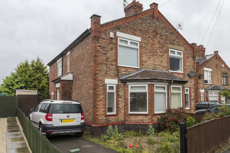 3 Bedrooms Semi Detached House for sale in Grace Road, Ellesmere Port, Cheshire, CH65
