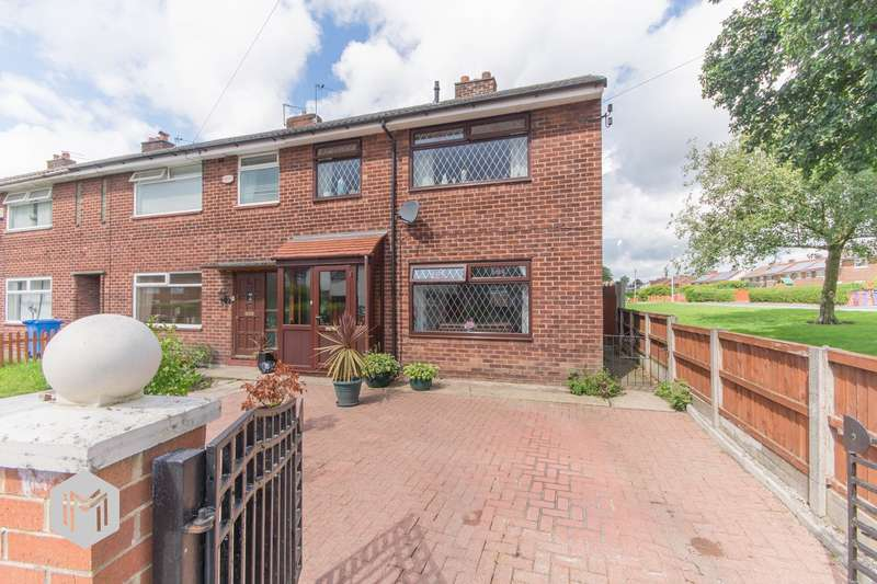 3 Bedrooms Semi Detached House for sale in Irwell Avenue, Little Hulton, Manchester, M38