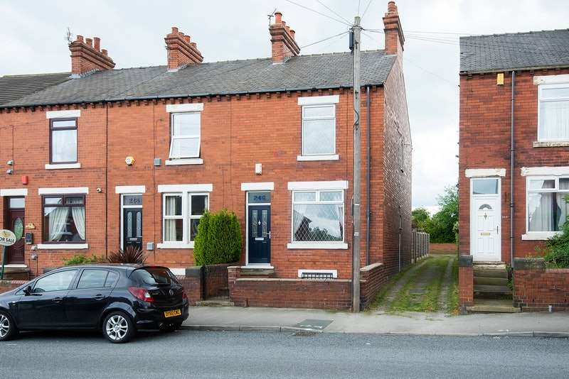 2 Bedrooms End Of Terrace House for sale in Leeds Road, Wakefield, West Yorkshire, WF1