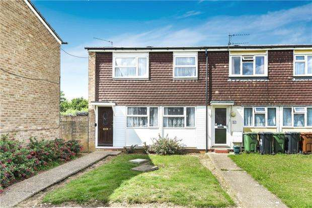 3 Bedrooms End Of Terrace House for sale in Waterside Road, Guildford, Surrey