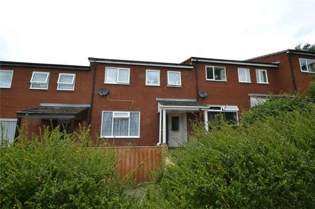 3 Bedrooms Terraced House for sale in Castlecroft, Stirchley, Telford, Shropshire