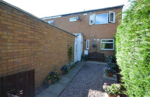 3 Bedrooms End Of Terrace House for sale in Burnside, Telford, Shropshire