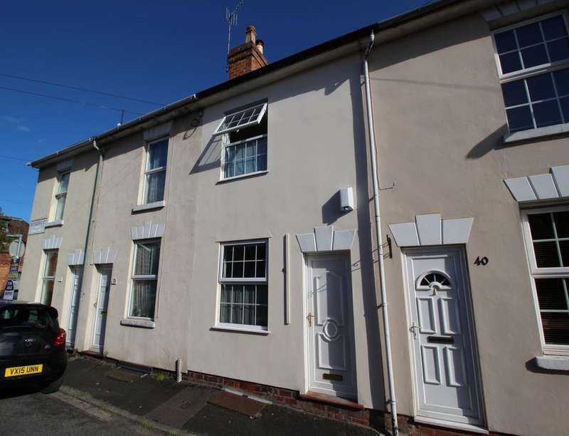 2 Bedrooms Property for sale in Bromsgrove Street, Worcester, WR3