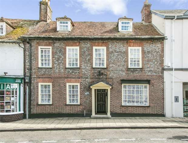 6 Bedrooms Terraced House for sale in West Street, Wareham, Dorset