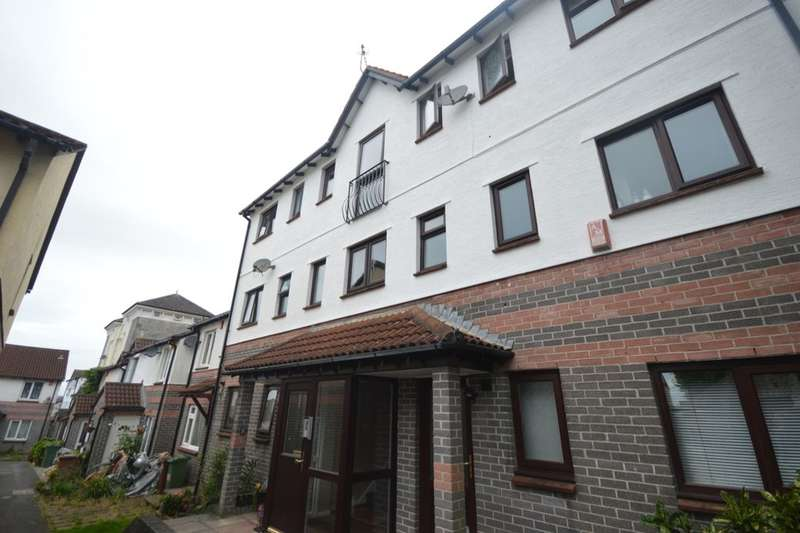 1 Bedroom Flat for sale in Washbourne Close, Plymouth, PL1