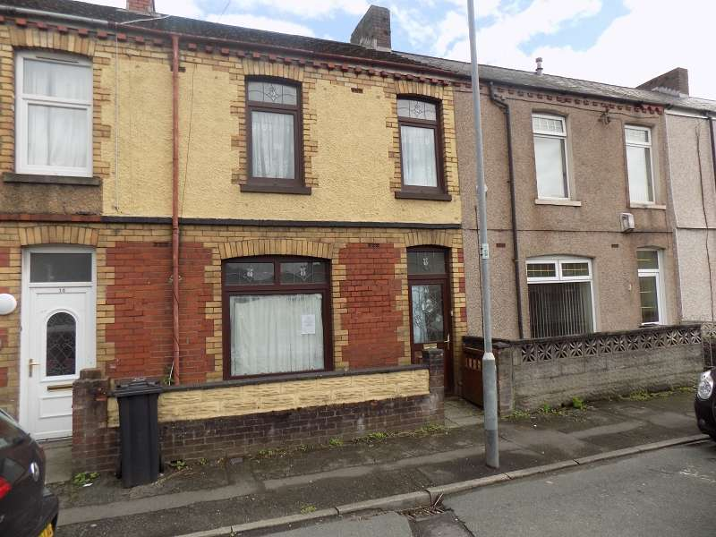 3 Bedrooms Terraced House for sale in Margaret Street, Velindre, Port Talbot, Neath Port Talbot. SA13 1YP