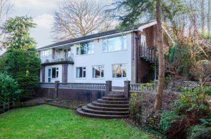4 Bedrooms Detached House for sale in Eastwood Rise, Baldwins Gate, Newcastle, Staffordshire