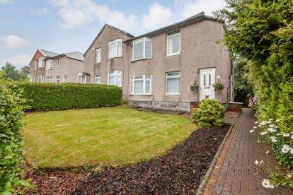 3 Bedrooms Flat for sale in Keppel Drive, Glasgow, Lanarkshire
