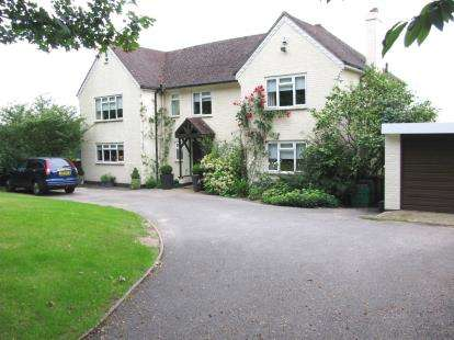 5 Bedrooms Detached House for sale in Wickham, Fareham, Hampshire