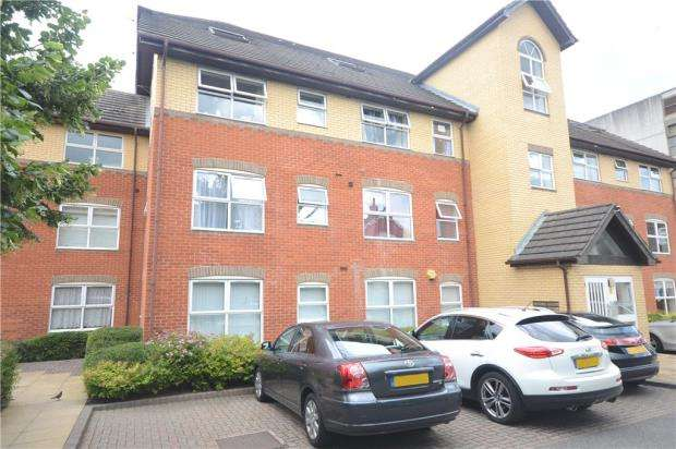 2 Bedrooms Apartment Flat for sale in Charles Place, 246 Kings Road, Reading