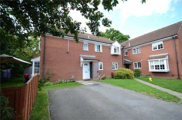 2 Bedrooms Terraced House for sale in Bedfordshire Way, Wokingham, Berkshire