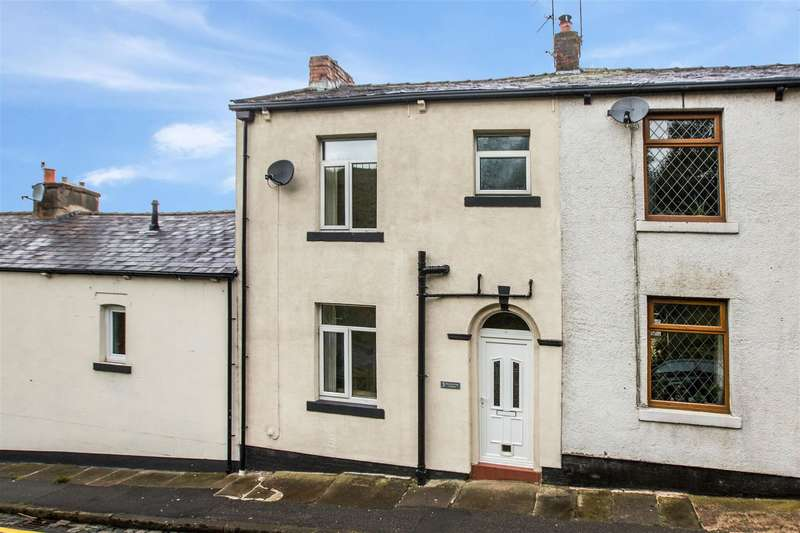 2 Bedrooms Terraced House for sale in Blackstone Edge Old Rd , Littleborough, Greater Manchester, OL15 0JX