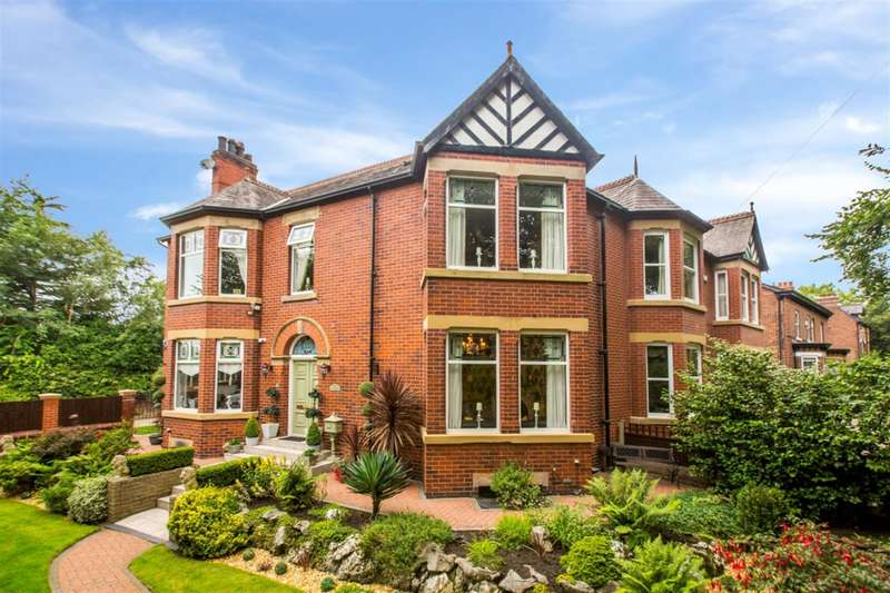 6 Bedrooms Detached House for sale in Portland Road, Swinton, Manchester, M27 5EQ