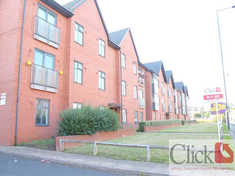 2 Bedrooms Flat for sale in Thomas house, 11 Wood end road, Erdington
