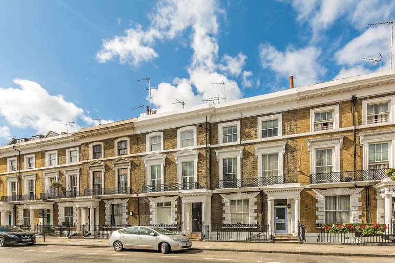2 Bedrooms Flat for sale in Holland Road, Olympia, W14