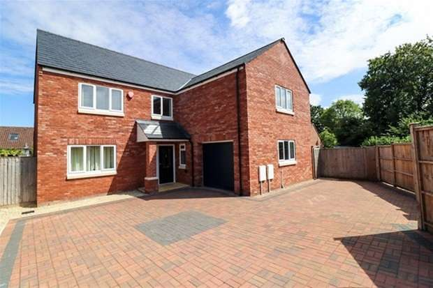 4 Bedrooms Detached House for sale in Portway Crescent, Street