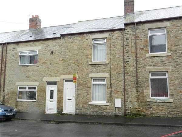2 Bedrooms Terraced House for sale in John Street, Stanley