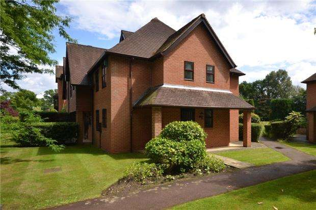 3 Bedrooms End Of Terrace House for sale in Heathlands Court, Wokingham, Berkshire