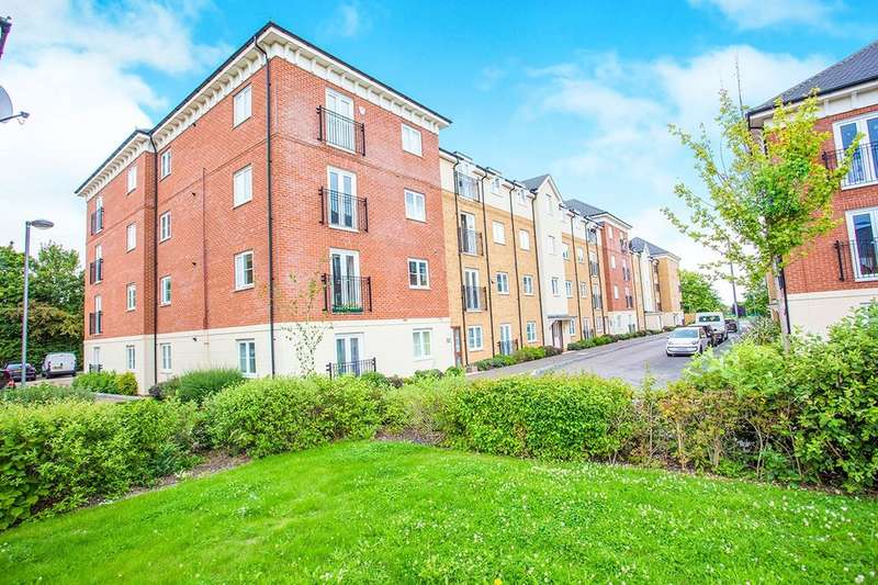 2 Bedrooms Flat for sale in Dodd Road, Watford, WD24