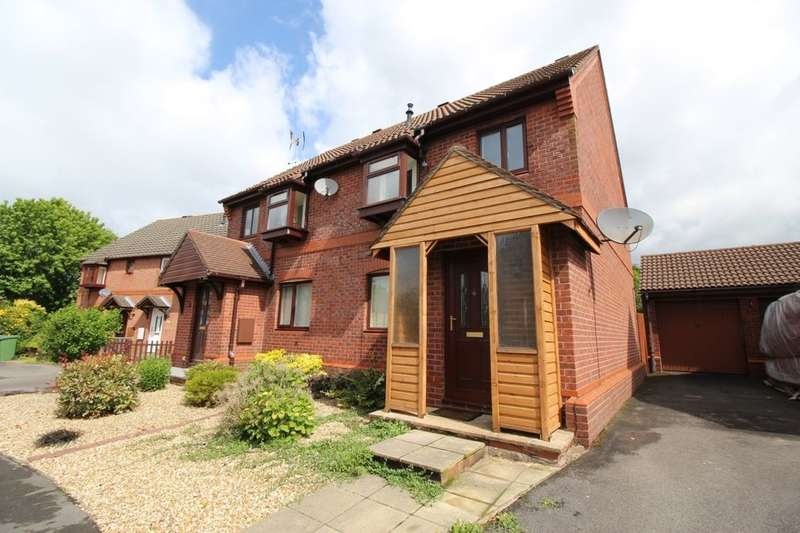 3 Bedrooms Semi Detached House for sale in Cowley Close, Southampton, SO16